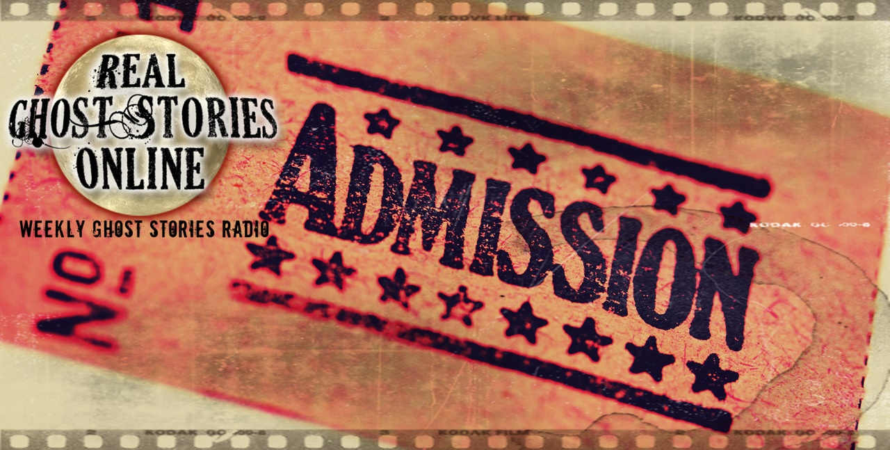 Admission Ticket For A Show Or Theater